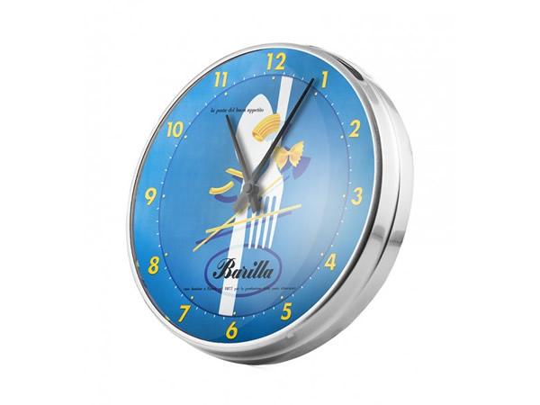 画像4: 4柄展開 BARILLA 壁掛け時計 バリッラ【カラー・ブルー】【カラー・イエロー】【カラー・ブラック】