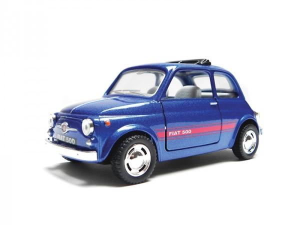 画像4: 4色展開 FIAT 500 モデルカー 模型 フィアット【カラー・レッド】【カラー・ブルー】【カラー・ブラック】