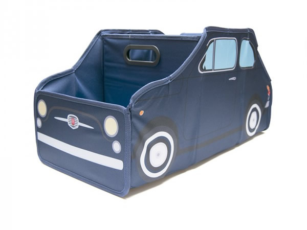 画像3: 3色展開 FIAT 収納ケース 60 x 30 x 30 cm フィアット【カラー・ブルー】【カラー・レッド】【カラー・イエロー】