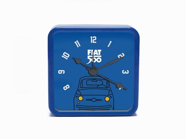 画像3: 4色展開 FIAT 500 目覚まし時計 フィアット【カラー・ブルー】【カラー・イエロー】【カラー・ブラック】【カラー・レッド】