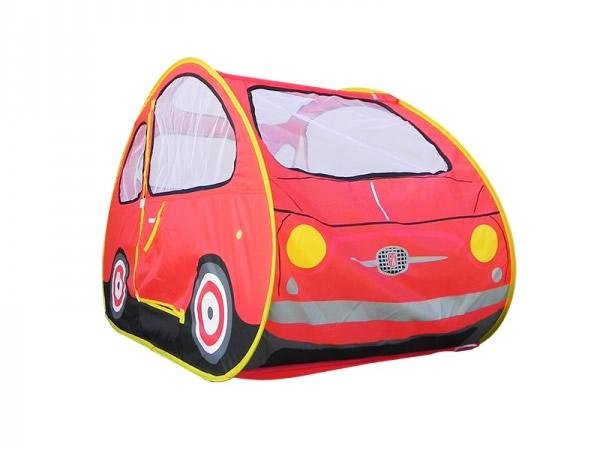 画像1: FIAT 500 子供用テント フィアット 【カラー・レッド】