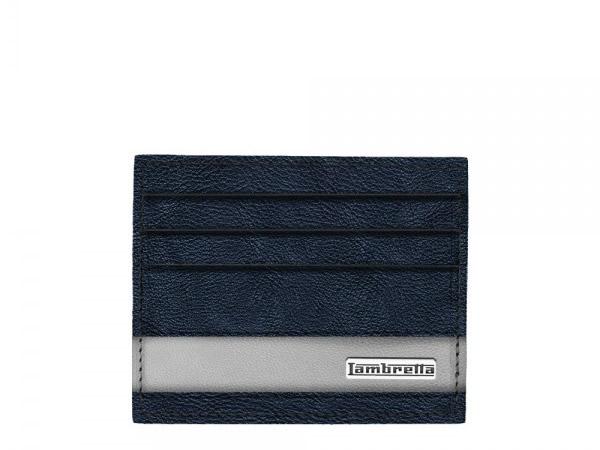 画像3: 3色展開 LAMBRETTA カードケース ランブレッタ【カラー・ブラウン】【カラー・ブラック】【カラー・ブルー】