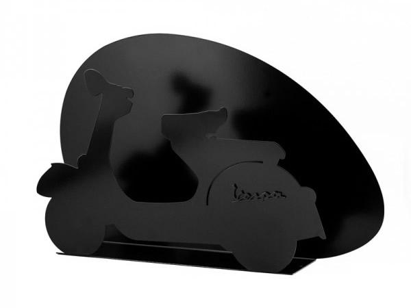 画像3: 3色展開 VESPA マガジンラック ヴェスパ【カラー・ブラック】【カラー・ブルー】【カラー・レッド】