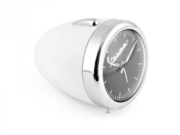 画像1: VESPA 置き時計 ヴェスパ 【カラー・ホワイト】