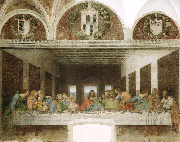 画像1: ミラノ レドナルド・ダ・ヴィンチ 最後の晩餐 予約チケット代行購入