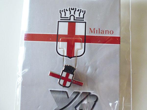 画像3: ミラノのピンバッジ 【カラー・レッド】【カラー・ホワイト】
