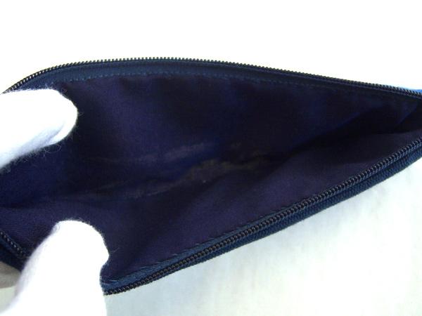 画像5: 刺繍いっぱいの可愛いペンケース 小物入れにも 【カラー・マルチ】【カラー・ブルー】